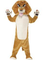 Madagascar Alex The Lion Boys Costume