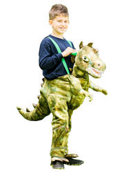 Ride on Dinosaur Boys Costume