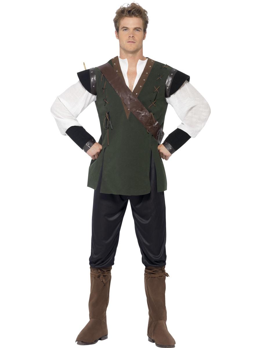 Robin Hood Costume  sc 1 st  Mega Fancy Dress & Robin Hood Costume | Adult Book Day Fancy Dress | Mega Fancy Dress