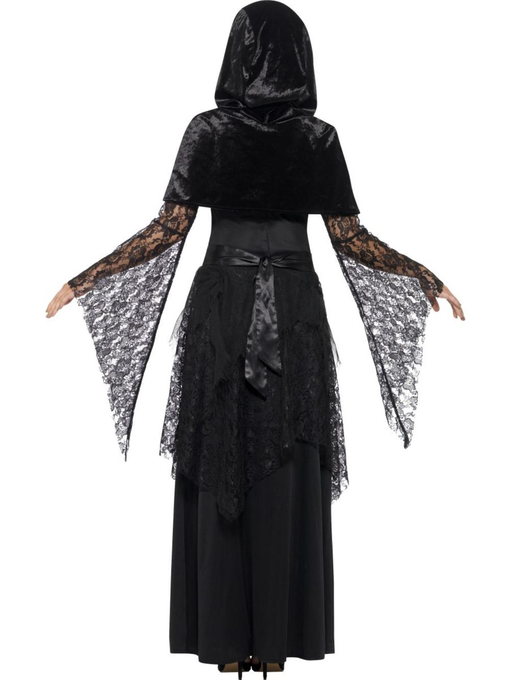 Black Magic Mistress Costume All Ladies Halloween