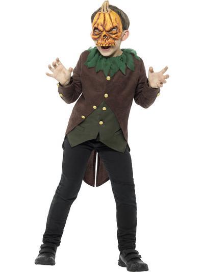 Goosebumps Jack-O-Lantern Boys Costume