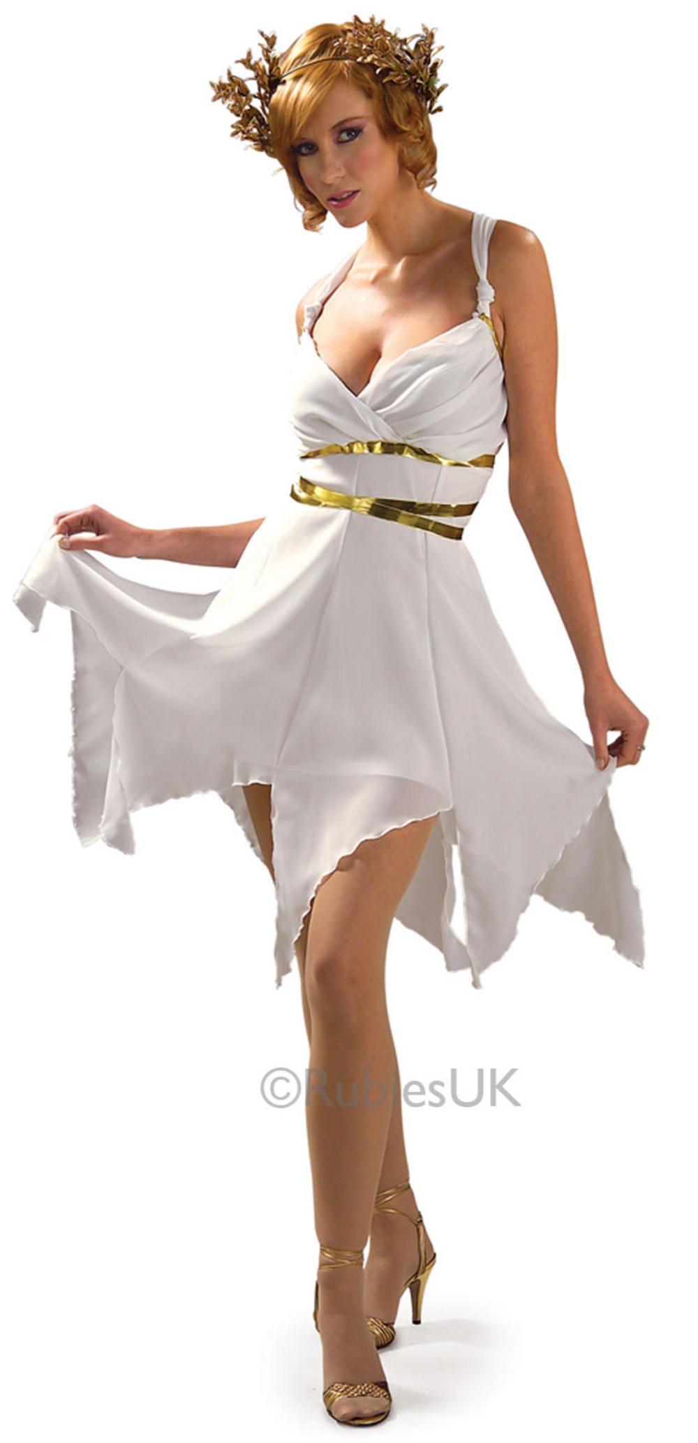 Grecian Goddess Ladies Costume