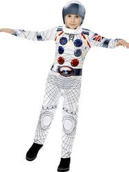 Deluxe Spaceman Boys Costume