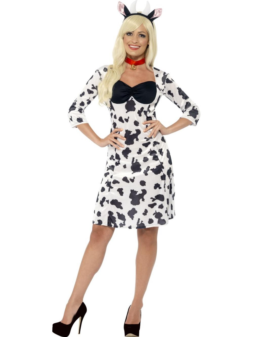 Cow Ladies Costume