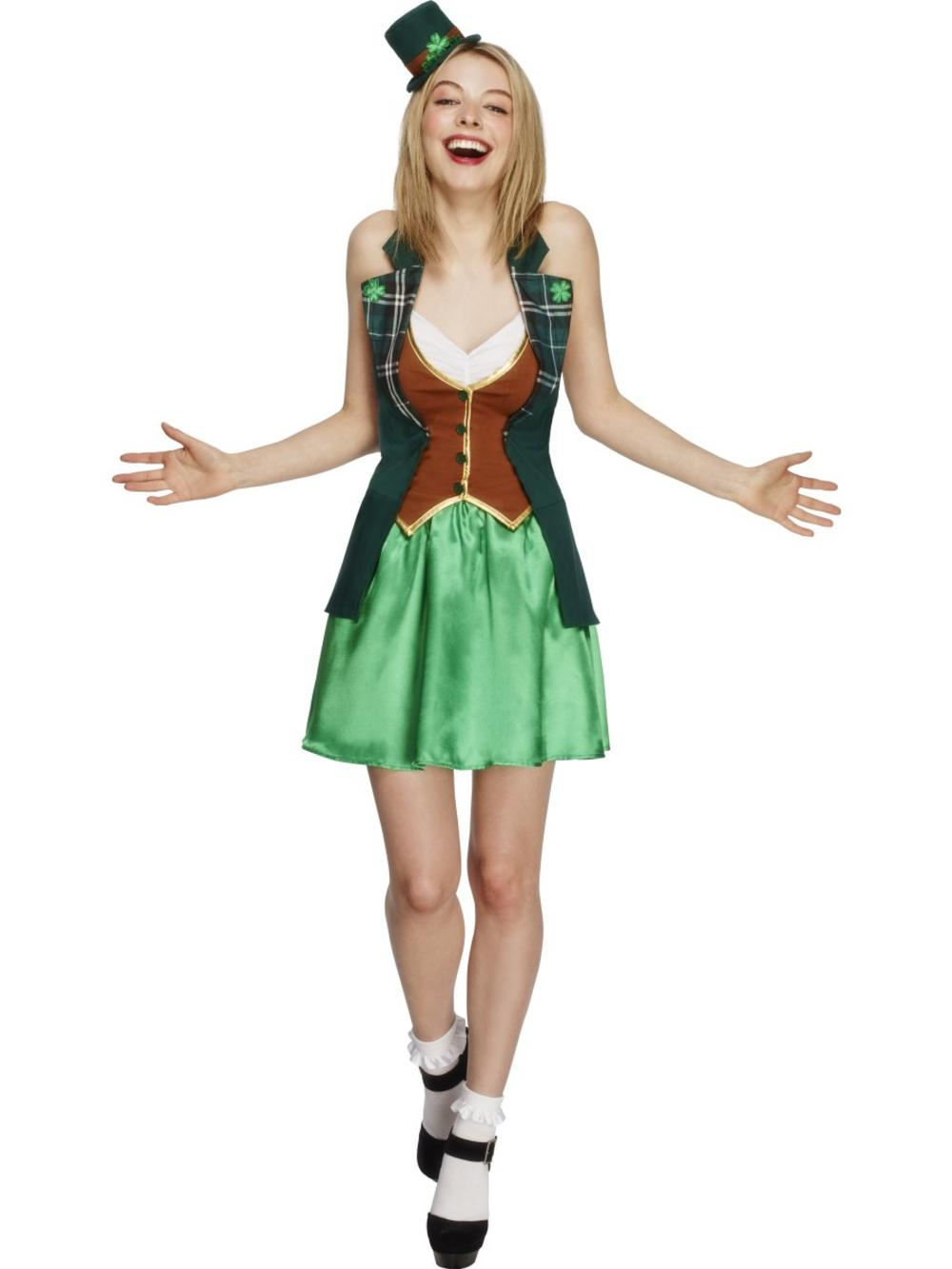 Fever St Patricks Ladies Costume