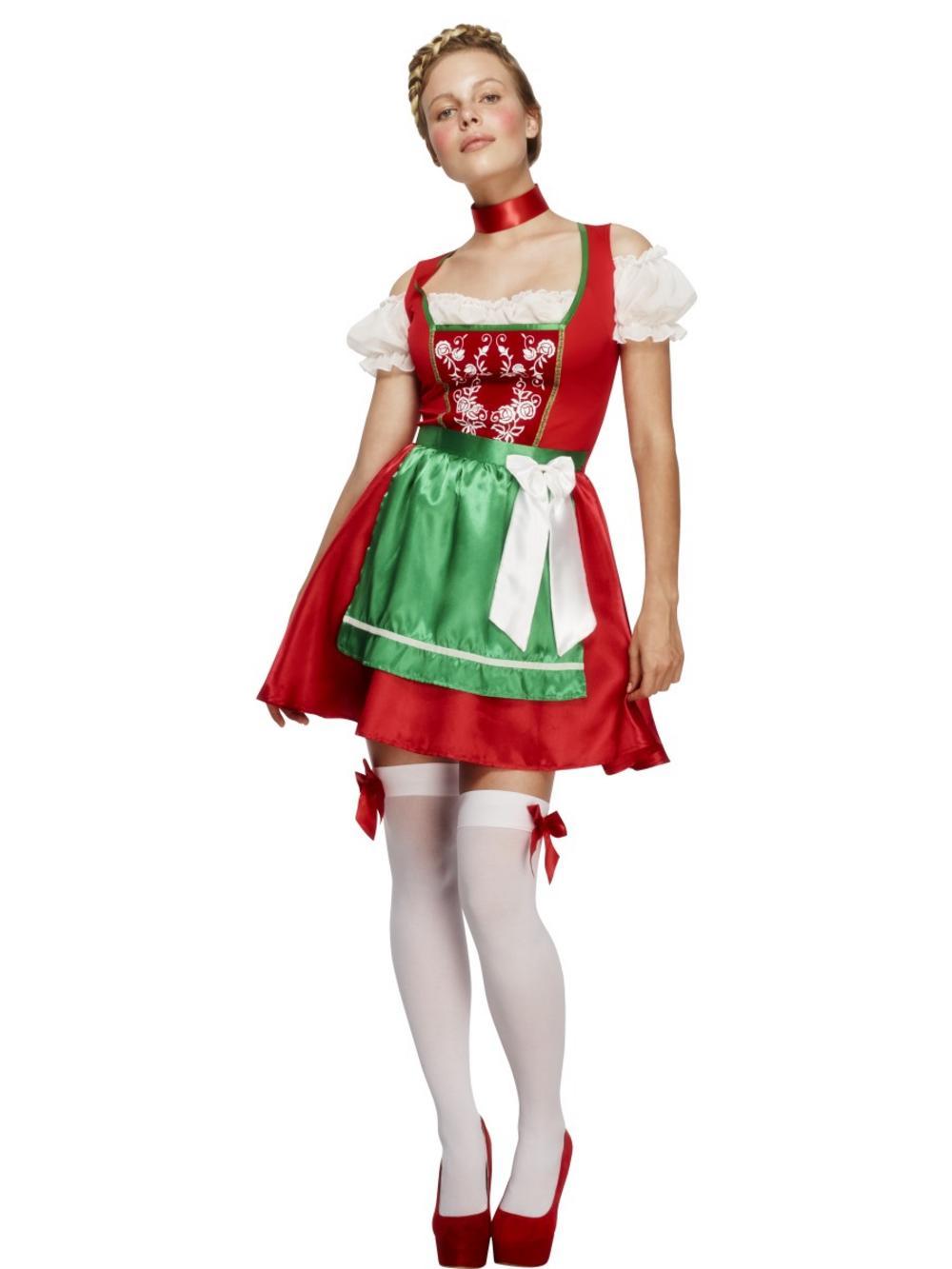 Fever Christmas Dirndl Ladies Costume