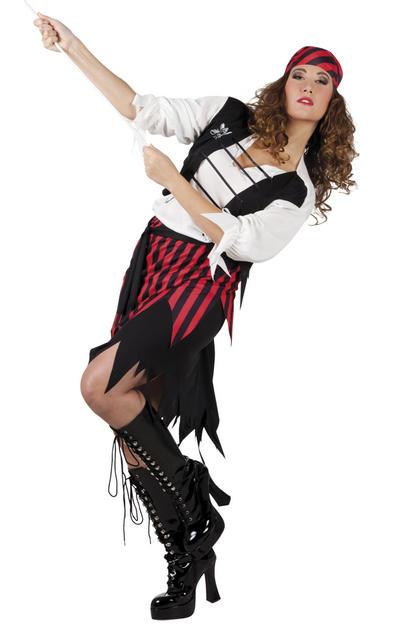 Pirate Suzy Ladies Costume