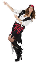 Pirate Suzy Ladies Costume