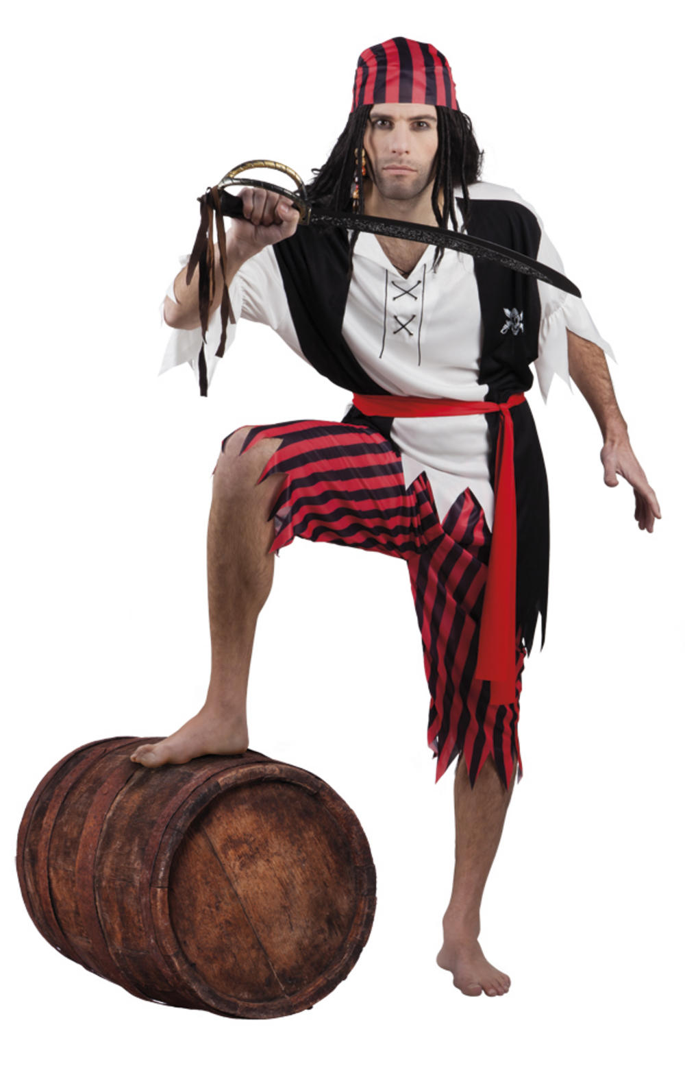 Pirate Jack Mens Costume