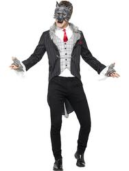 Big Bad Wolf Mens Costume