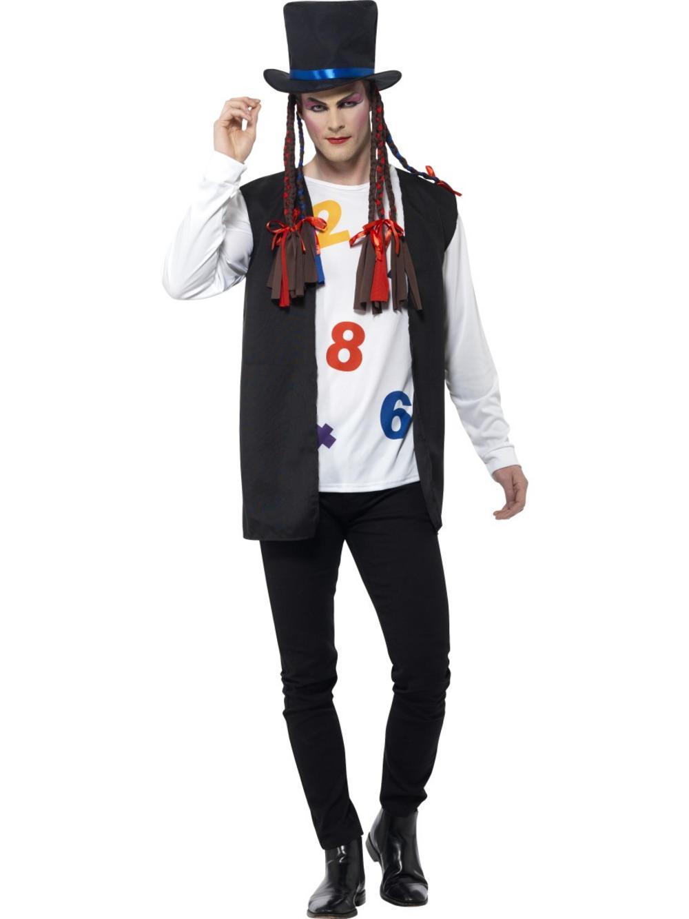 80's Pop Star Mens Costume