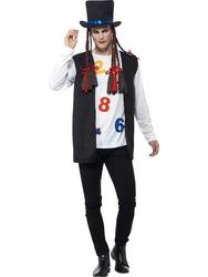 80s Pop Star Mens Costume