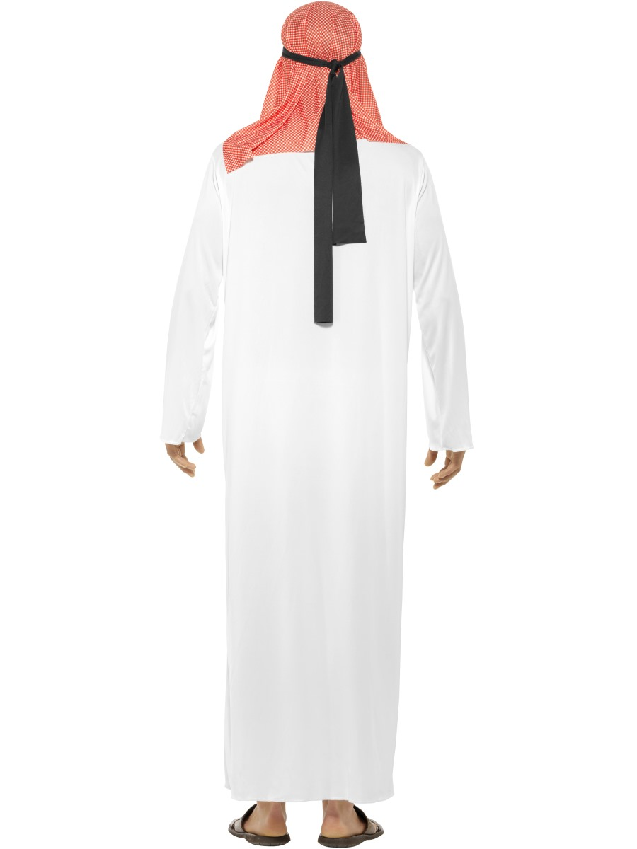 Sheikh mens fancy dress sultan arabian nights book day adults sentinel sheikh mens fancy dress sultan arabian nights book day adults costume outfit new solutioingenieria Gallery