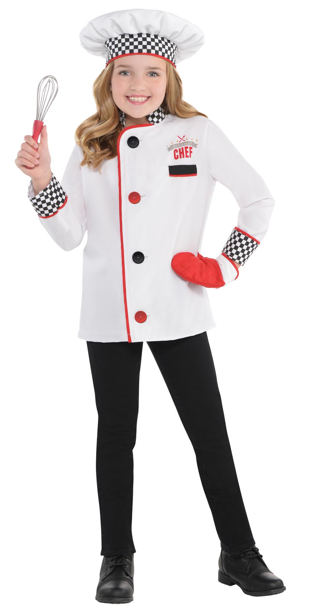 Chef Kids Costume Kit Letter Quot C Quot Costumes Mega Fancy Dress