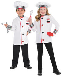 Chef Kids Costume Kit