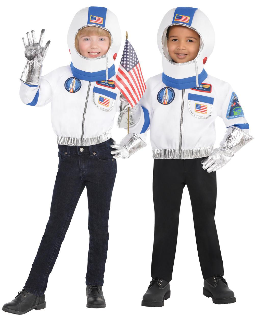 Astronaut Kids Costume Kit
