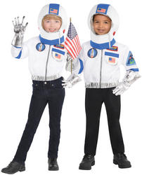Astronaut Kids Costume Kit