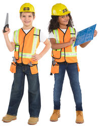 Builder Kids Costume Kit