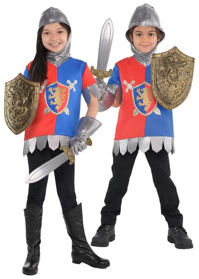 Knight Kids Costume Kit