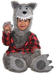 Baby Wolf Infants Costume