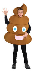 Pooper Kids Costume