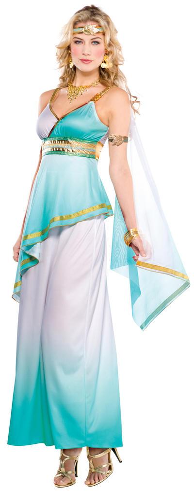 Grecian Goddess Ladies Fancy Dress