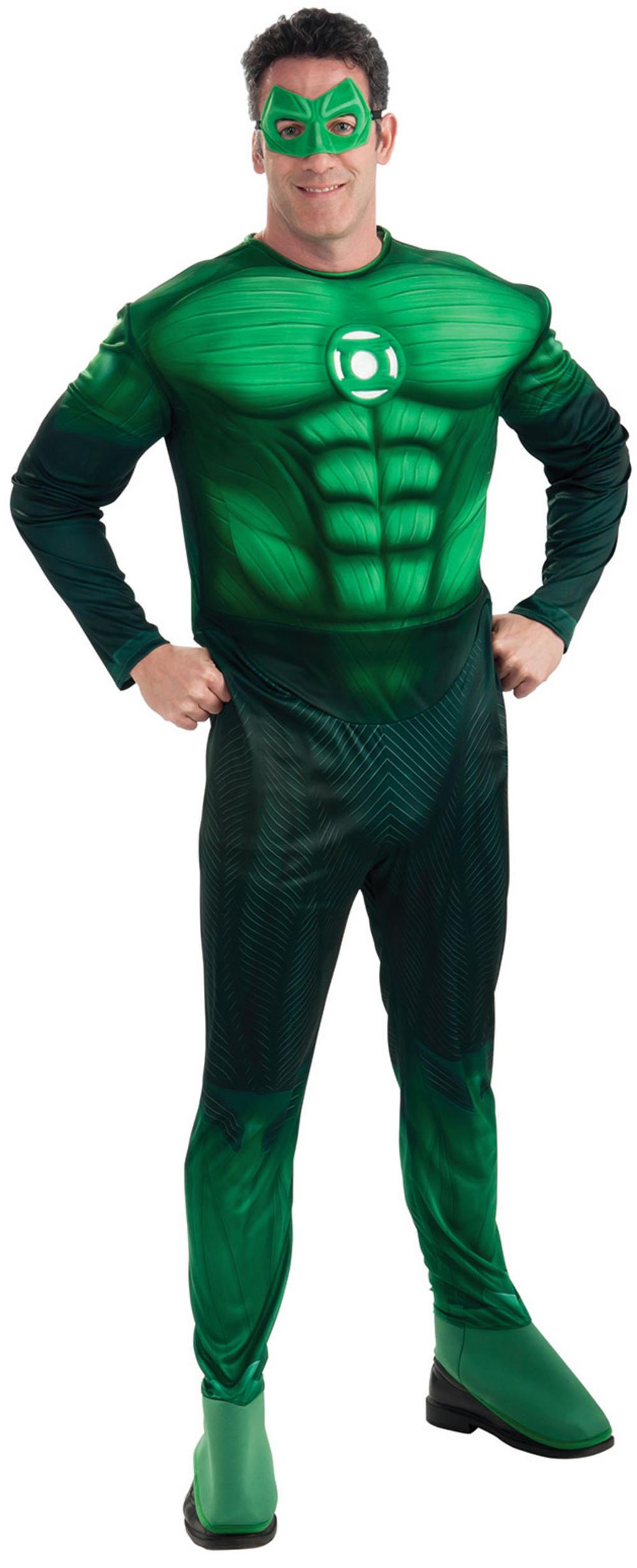 Deluxe Hal Jordan Mens Costume