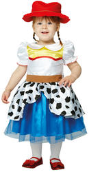 Girl's Toy Story Jessie Fancy Dress Costume
