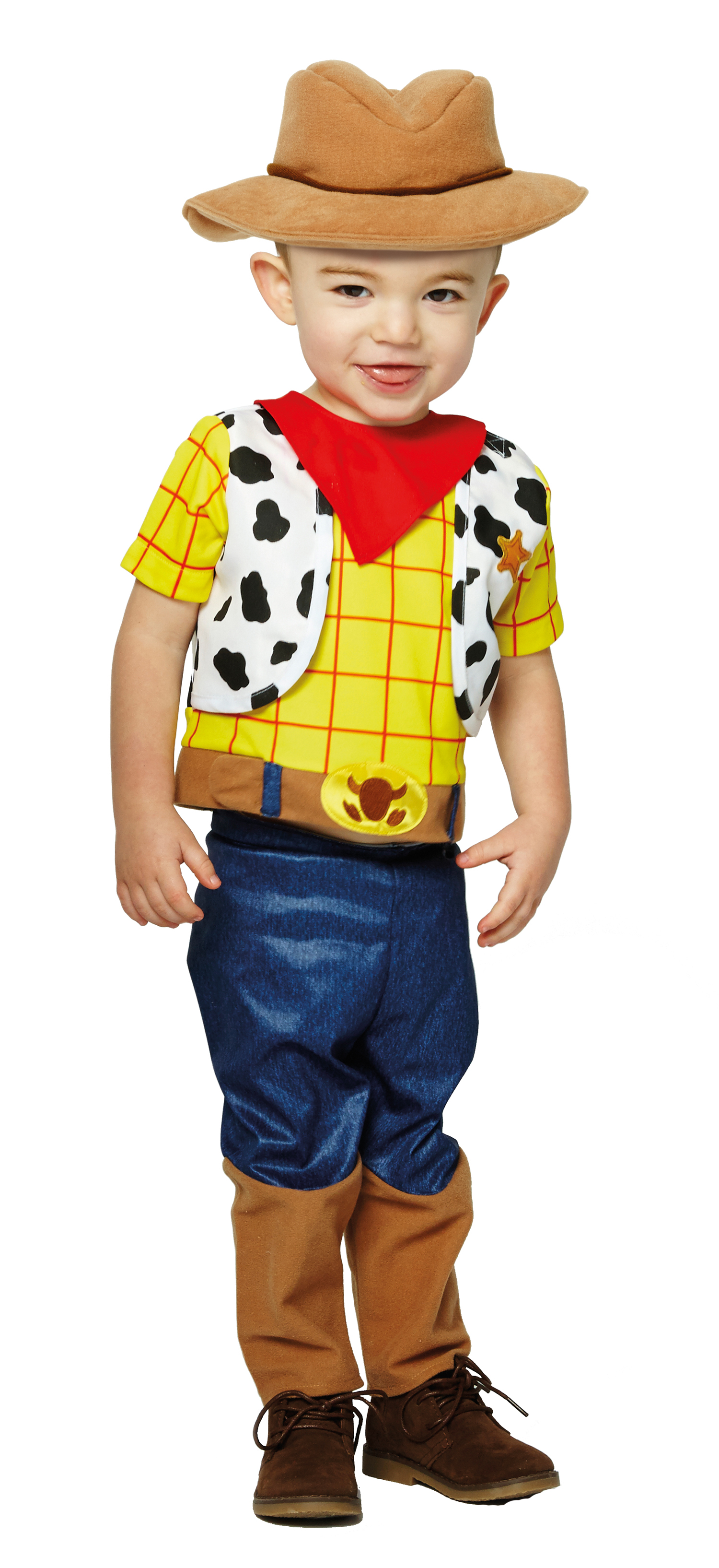 524f031a Sentinel Woody Infants Fancy Dress Disney Toy Story Western Cowboy Toddler  Babies Costume Sc 1 St EBay