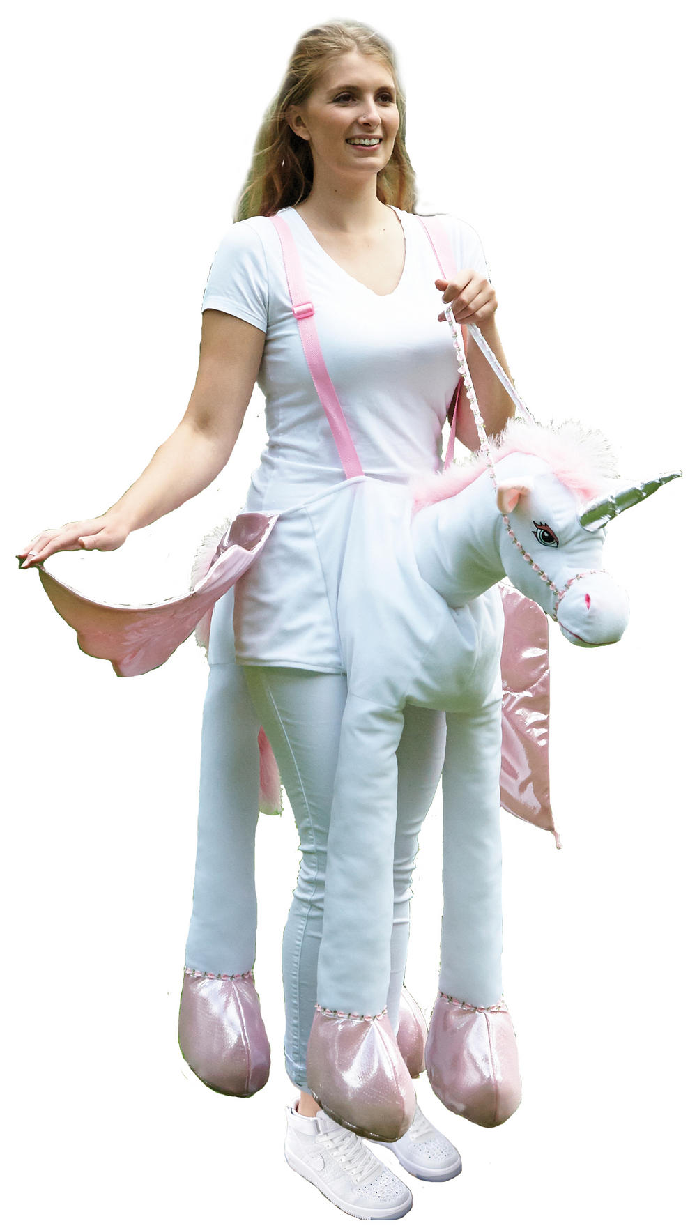 Ride on Unicorn Ladies Costume