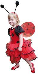 Ladybird Girls Costume