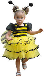 Bumble Bee Girls Costume