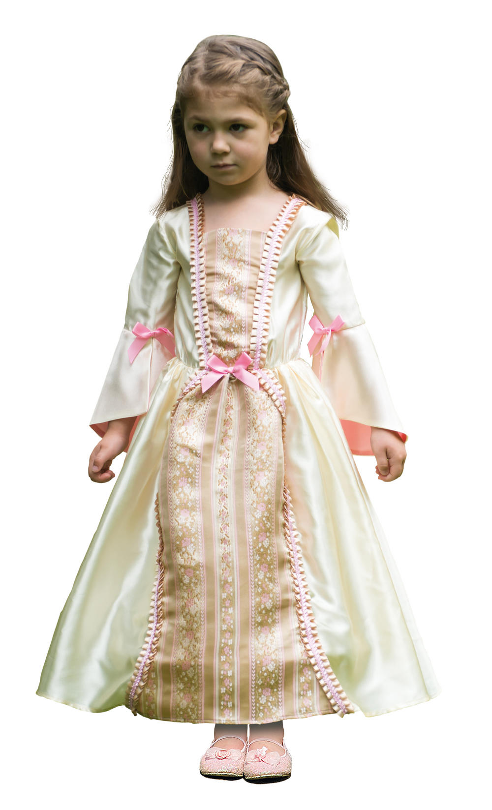 Damask Duchess Girls Costume