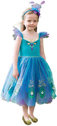 Peacock Fairy Girls Costume
