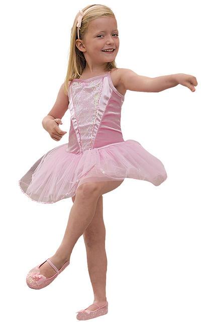 Ballerina Girls Costume