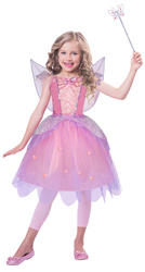 Butterfly Fairy Girls Costume
