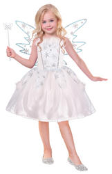 Frozen Fairy Girls Costume