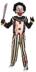 Slasher Clown Boys Costume