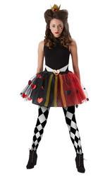 Tween Queen of Hearts Accessory Set