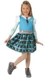 Frankie Stein Classic Girls Costume