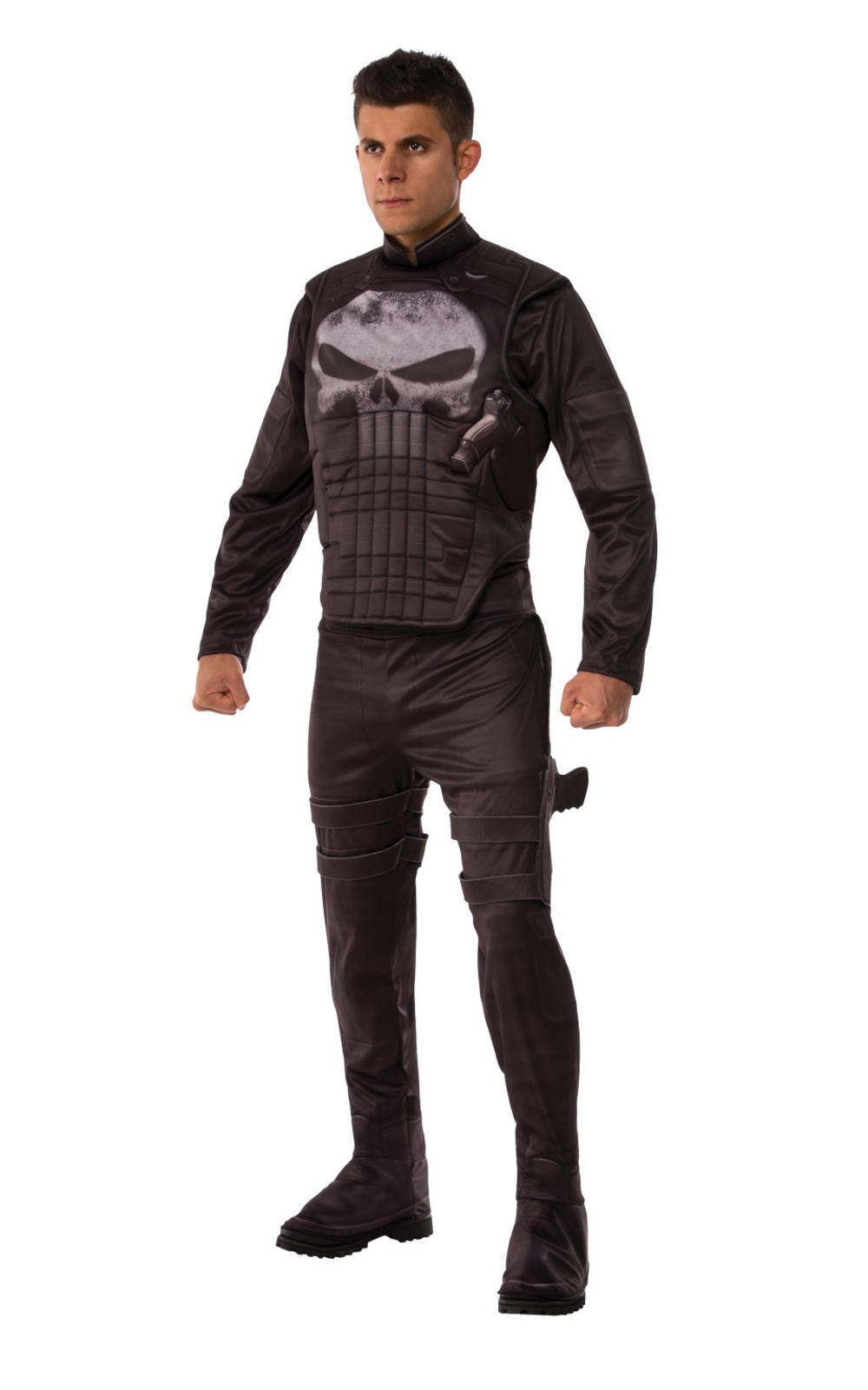 Deluxe Punisher Mens Costume