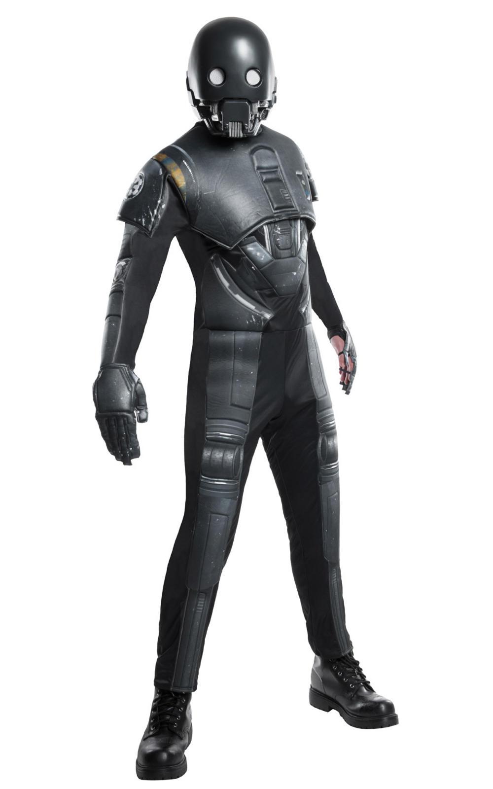 Deluxe K-2S0 Mens Costume