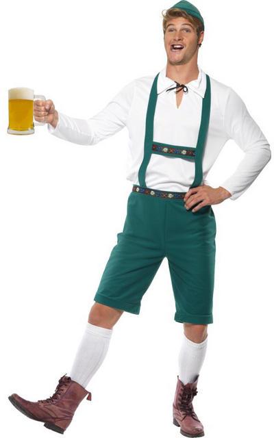 Oktoberfest Fancy Dress Costume