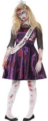 Zombie Prom Queen Teens Costume