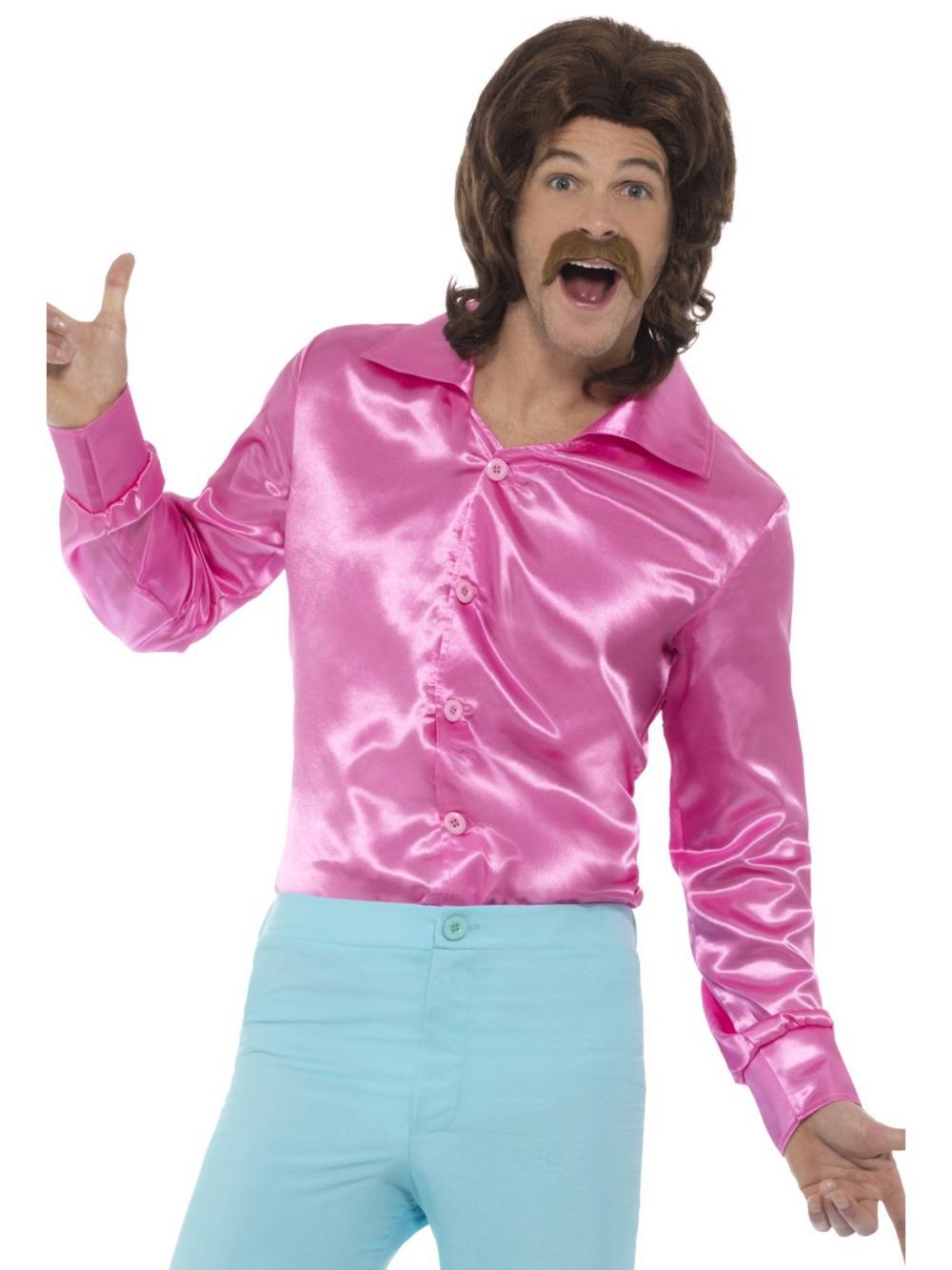 Pink 60s Shirt