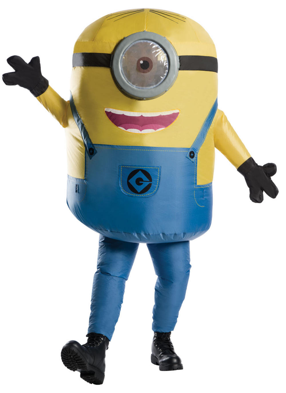 Inflatable Minion Stewart Adults Costume