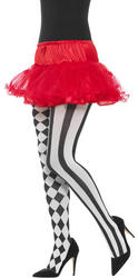 Harlequin Ladies Tights
