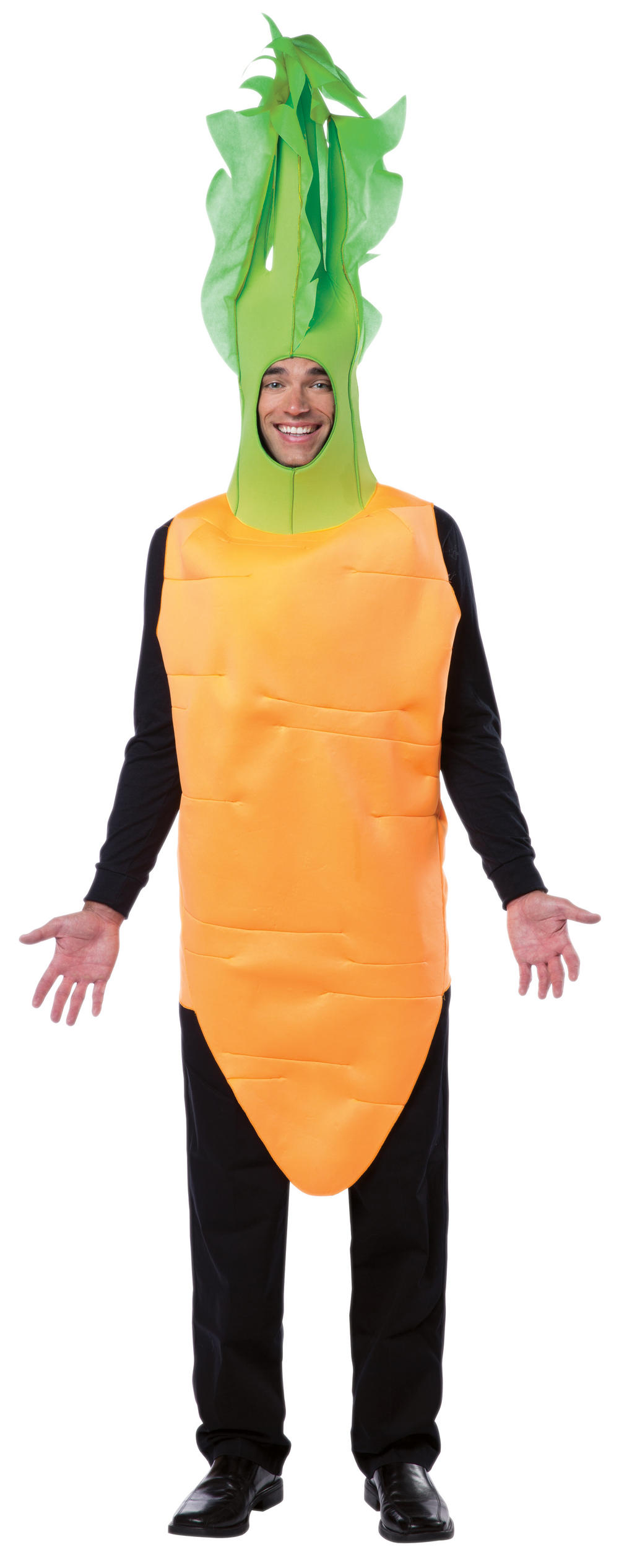 Carrot-Top Adults Costume