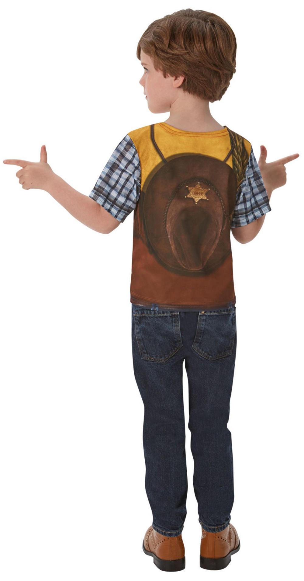 Cowboy T shirt TvBoekenEn Filmkostuums Mega Kinderkleding T3lK1cFuJ