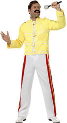 Queen Freddie Mercury Mens Costume